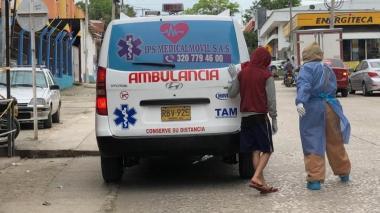 Paciente con coronavirus viola la cuarentena y sale a trabajar en Sincelejo