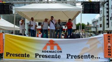 Docentes convocan a plantón en Córdoba