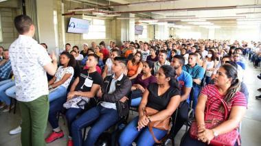 Sena certifica a su primera promoción del proyecto 'Inglés para el trabajo'
