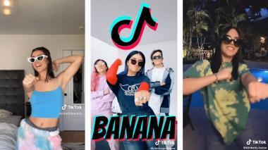 El #BananaDropChallenge de Conkarah y Shaggy conquista Tik Tok