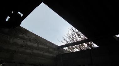 Lluvias con fuertes vientos deja casas destechadas en municipios del Atlántico