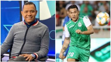 Iván Valenciano y Michael Ortega.