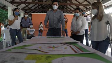 Comienzan obras en el Centro Artesanal de Usiacurí por más de $2.000 millones