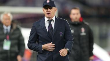 El técnico del Fiorentina ha tenido coronavirus, pero se encuentra bien
