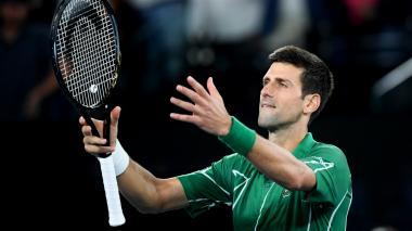 """Djokovic califica de """"rigurosas"""" las actuales condiciones para el US Open"""