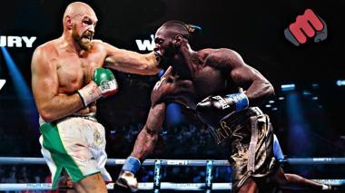 El tercer combate Fury-Wilder podría ser en diciembre en Macao o Australia