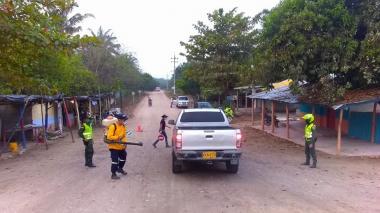 Organización, clave para que Algarrobo sea un municipio libre de COVID-19