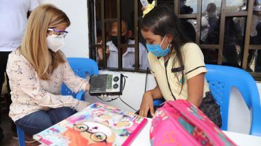 Fortalecen 'Escuela en Casa' en Atlántico con educación a través de emisoras comunitarias