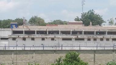 Primer caso de coronavirus en la cárcel La Vega de Sincelejo