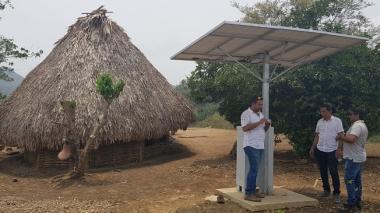 Por primera vez 500.000 personas en el país tendrán energía eléctrica