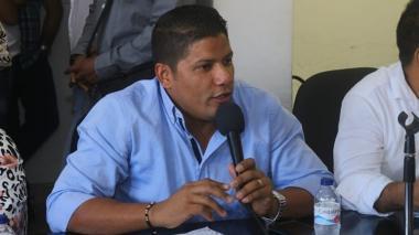 Fiscalía imputó dos delitos contra el suspendido alcalde de Malambo