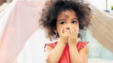 Muchos niños hoy sienten miedo de salir a la calle por la información que les dieron sus padres sobre la pandemia.