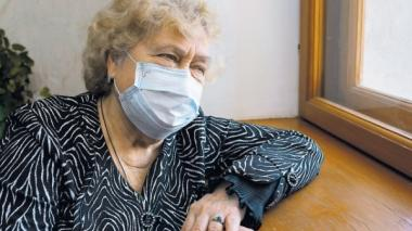 Los adultos mayores en Colombia están en cuarentena obligatoria desde el pasado 20 de marzo.