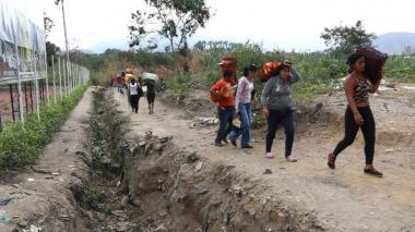 Procurador pide acciones para evitar represamiento de migrantes en fronteras