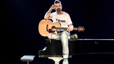 Pau Donés, una vida entre 'palos' y éxitos
