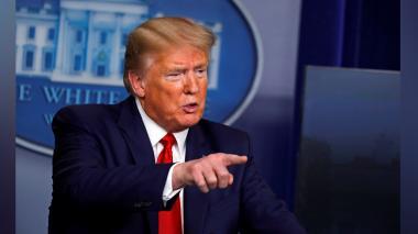 Trump aprueba sanciones contra funcionarios de Corte Penal Internacional
