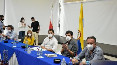 Habrá toque de queda en Barranquilla y el Atlántico para los tres festivos