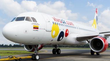 Viva Air se prepara para reactivarse con desinfecciones frecuentes de aviones