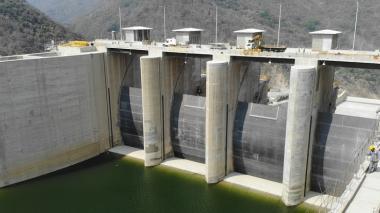 Hidroituango encenderá su turbina generadora en 2022