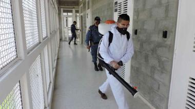 Juzgado de Cartagena ordena suministrar insumos de bioseguridad a reclusos
