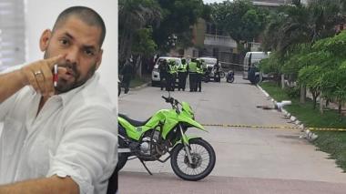 ¿Quién era el abogado asesinado en Villa Carolina?