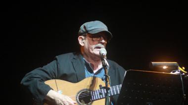 Silvio Rodríguez.