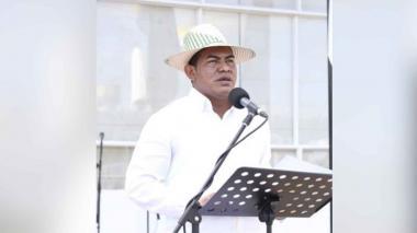 Alcalde de Uribia.