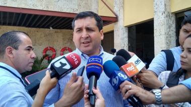 José Andrés Romero Tarazona, director general de la Dian.