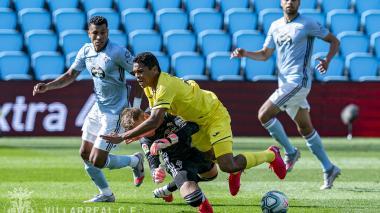 Villarreal, con Bacca jugando 57 minutos, derrotó al Celta de Vigo