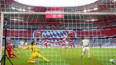Goretzka deja al Bayern a una victoria del título