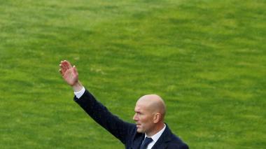 Zinedine Zidane llega a 200 partidos como DT del Real Madrid