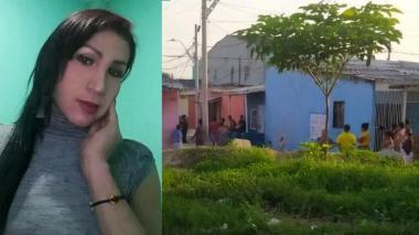 Brandy Carolina Brown fue asesinada este sábado en La Chinita.