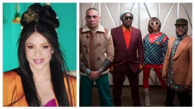 Shakira se une a los Black Eyed Peas en 'Girl Like Me'