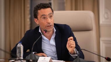 Ignacio Gaitán, presidente de Innpulsa.