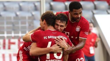 El Bayern puede celebrar el título mañana con victoria ante el Bremen