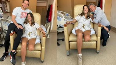 Daniella Álvarez muestra con orgullo su nuevo cuerpo sin vendaje