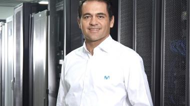 Fabián Hernández, presidente CEO de Telefónica Movistar Colombia.