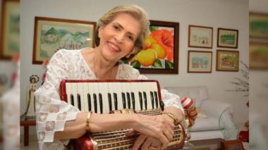Rita Fernández, presidenta de Sayco.