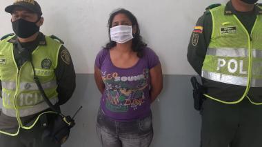 A la cárcel mujer señalada de raptar un bebé en Barranquilla