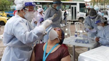 En Barranquilla se reportaron 439 casos de COVID-19 este miércoles