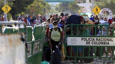 Retorno de venezolanos a su país tomaría hasta 6 meses: Migración