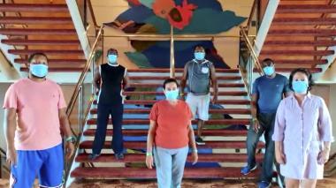 Sanandresanos atrapados en crucero lanzan SOS al Gobierno
