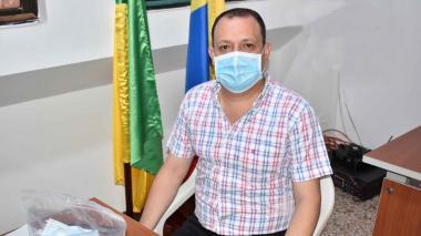 Alcalde de El Molino.