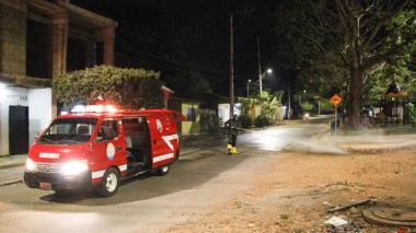 En Córdoba una mujer contagiada por coronavirus falleció dentro de su casa