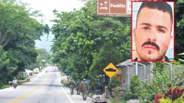 Deimer Patiño Giraldo, alias 80, jefe de la organización criminal 'Los Pachenca'.