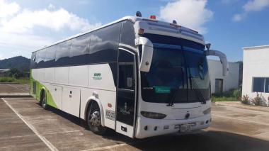En Córdoba capturan a 34 pasajeros de un bus procedente de Bogotá