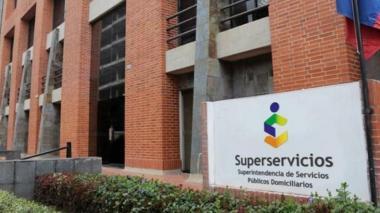 Superservicios fortaleció control a prestadores de servicios públicos en 2019