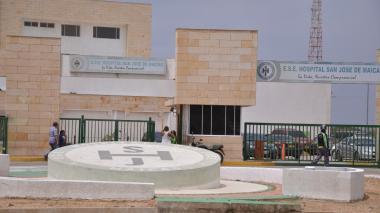 Donarán cuatro unidades de cuidados intensivos al hospital de Maicao