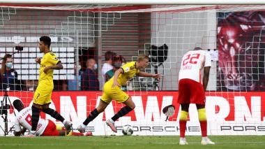 Dortmund asegura el segundo puesto y Wolfsburgo y Hoffenheim la Liga Europa