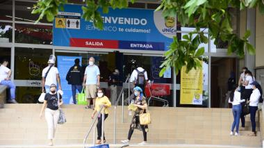 Policía impuso 172 comparendos en día sin IVA en Barranquilla